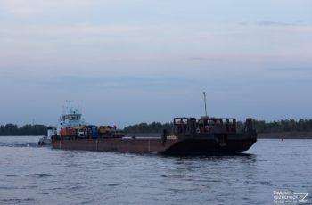 Несамоходное грузовое судно МП-3232. Проект р-56. Грузоподъемность 2800т