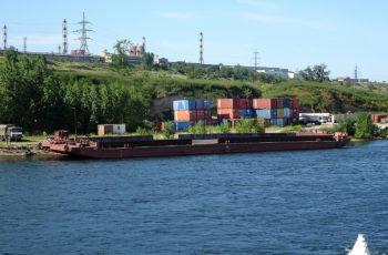 Несамоходное грузовое судно 865. Проект 942А. Грузоподъемность 1000т